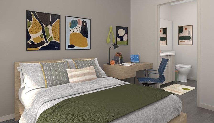 Bedroom gallery image 1