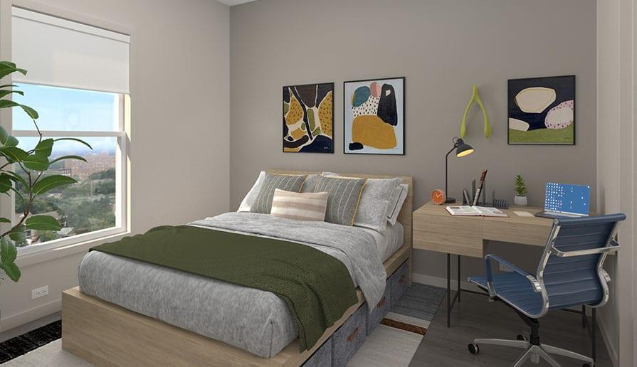 Bedroom gallery image 4