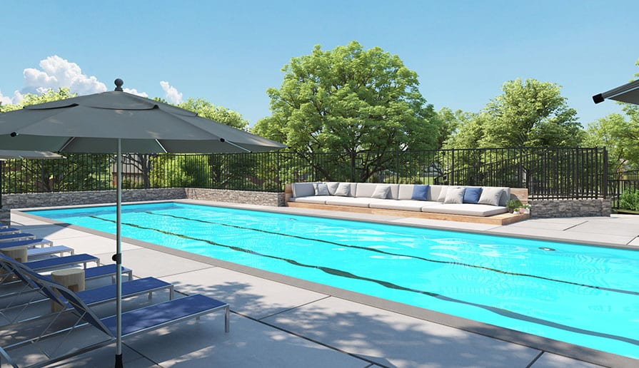Pool + Outdoor gallery image 2