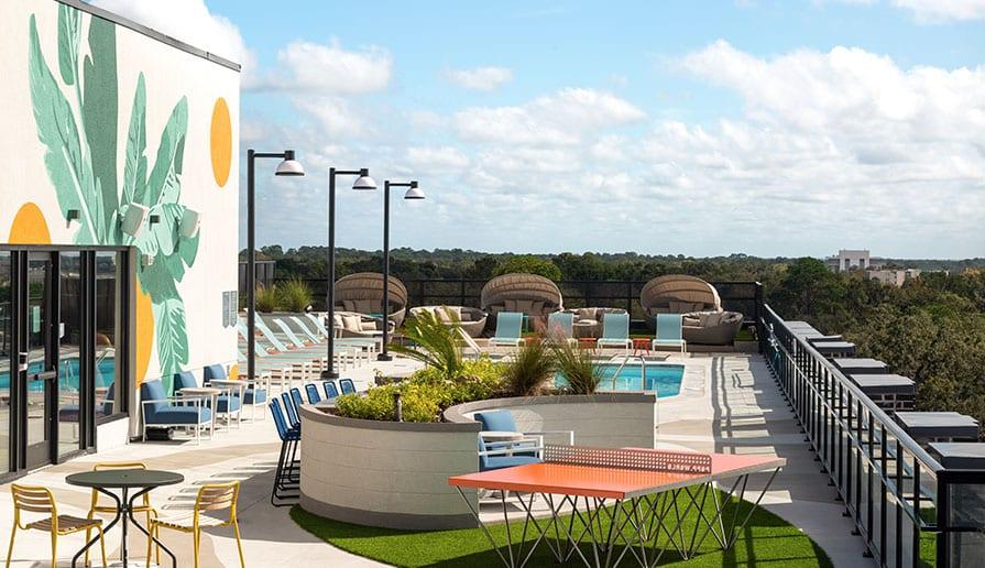 Rooftop Pool + Hot Tub gallery image 2