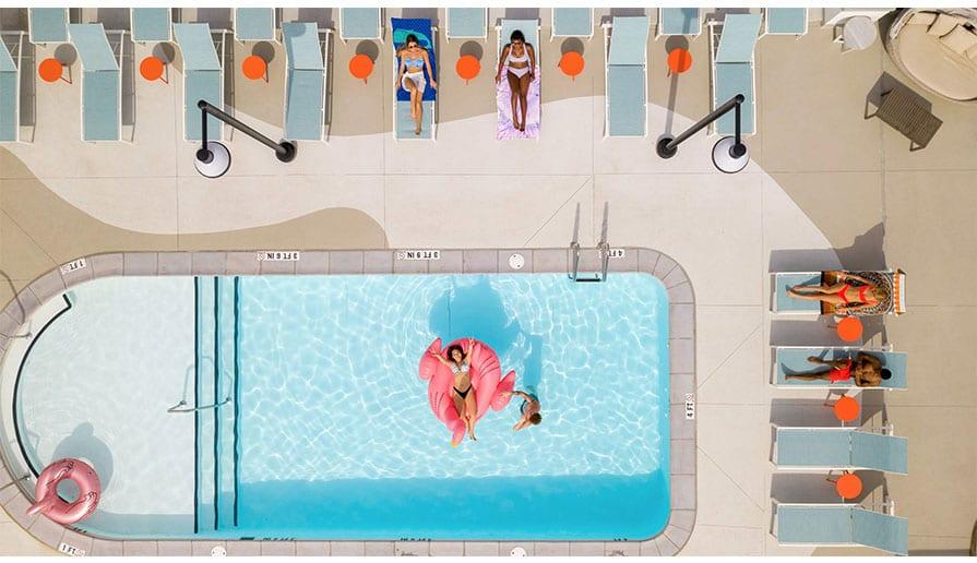 Rooftop Pool + Hot Tub gallery image 3