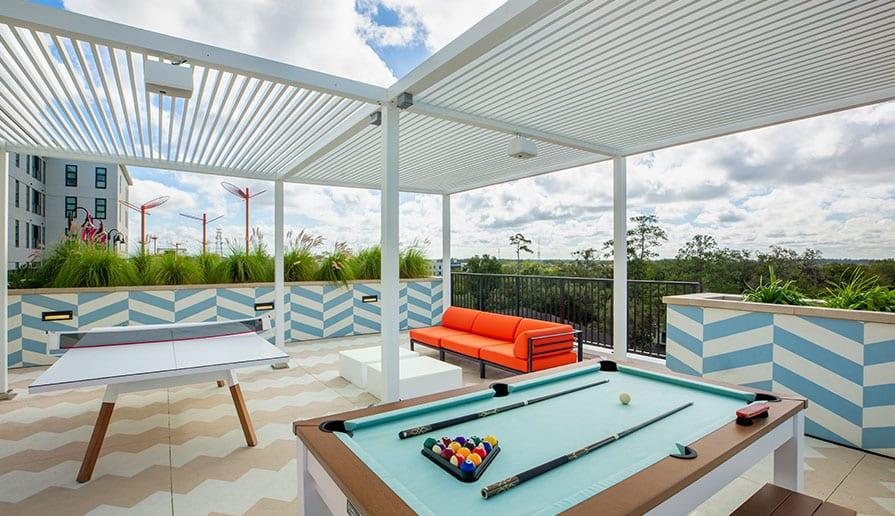 Rooftop Pool + Hot Tub  gallery image 6