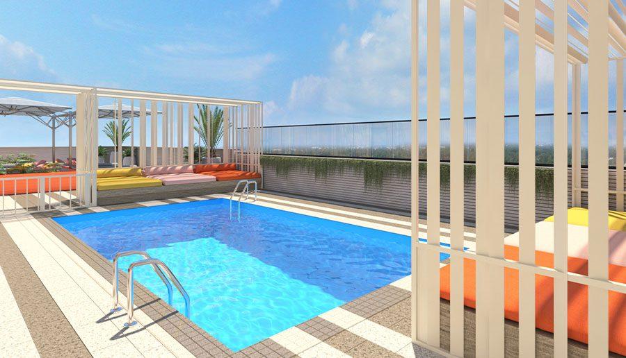 Roof Top Pool gallery image 1