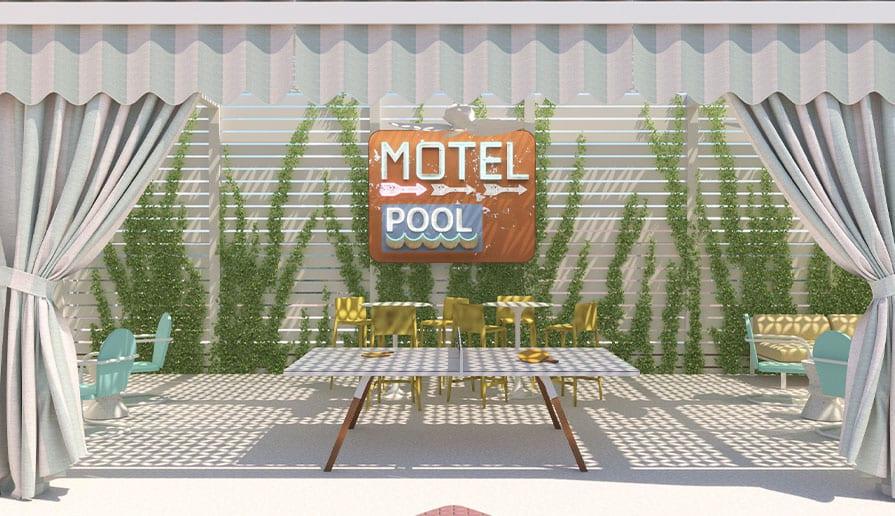 Rooftop Pool gallery image 7