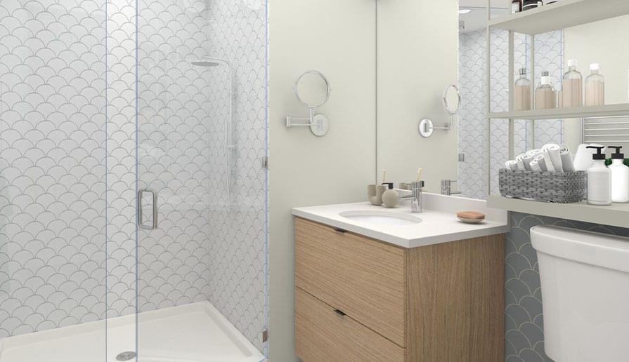 Bathroom gallery image 1