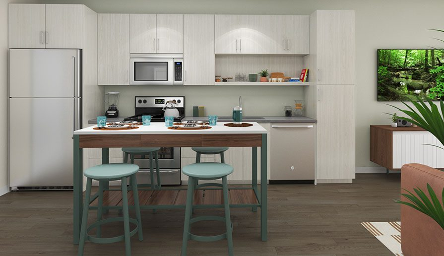 Kitchen gallery image 2