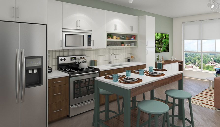 Kitchen gallery image 1