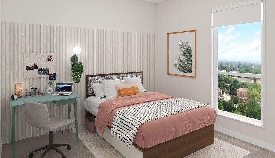 Bedrooms gallery image 1