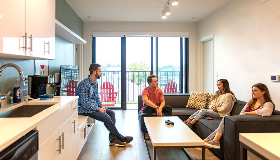 SHARED SPACES  gallery image 1